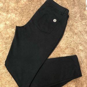Michael Kors Black Slacks Dress Pants Sz 10